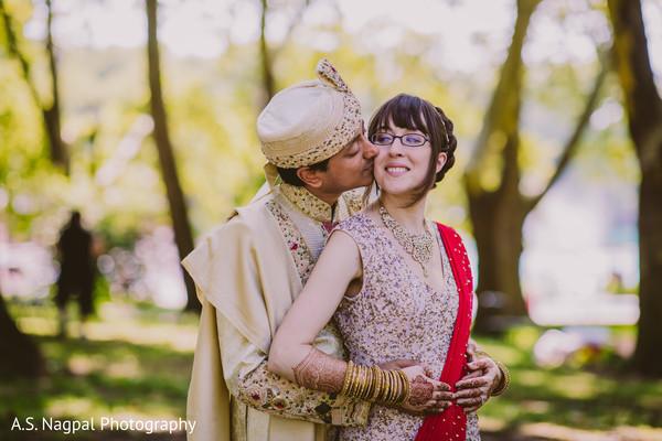 Breath taking indian wedding photo session