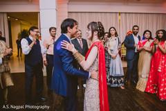 Amazingly Heartfelt Indian bride and groom dance.