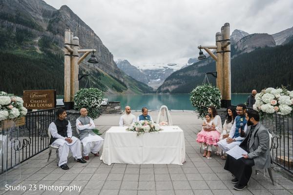Amazing Indian wedding ceremony
