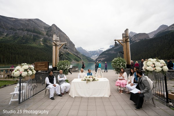 See this beautiful Indian wedding