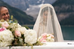 Beautiful Maharani at the table