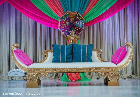 indian wedding,venue,decor,color