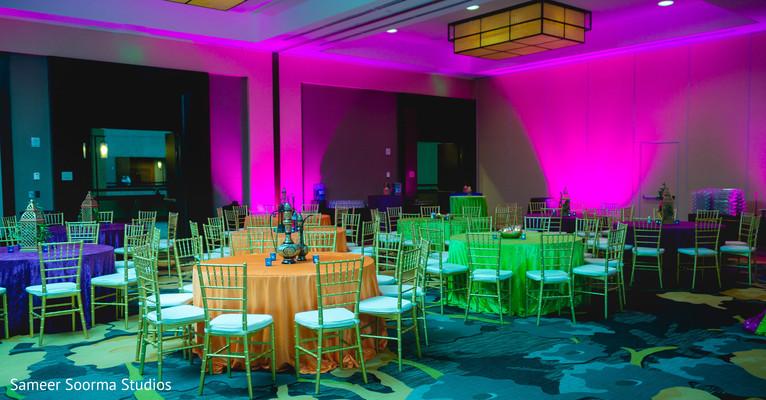 indian wedding,decor,venue,lightning