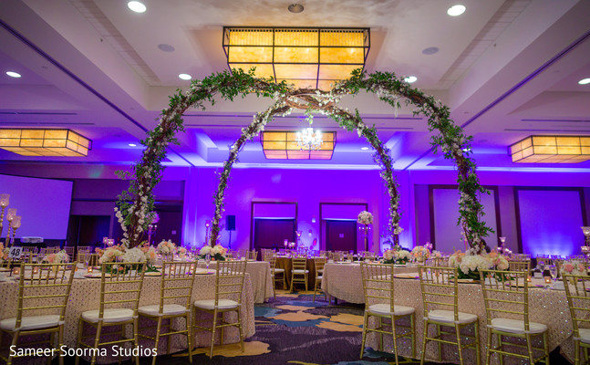 decor,venue,reception,indian wedding