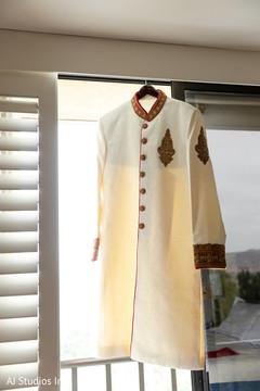 Elegant Maharajah's sherwani.