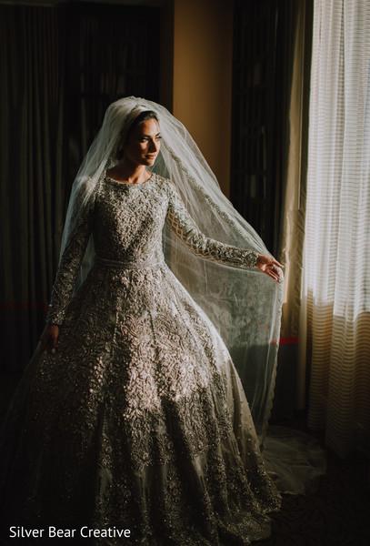 Magical Indian bridal photography.