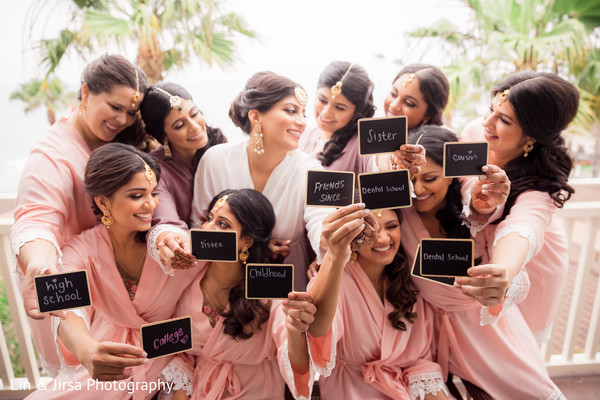 Incredible Idea of where bride and bridesmaids met signs.