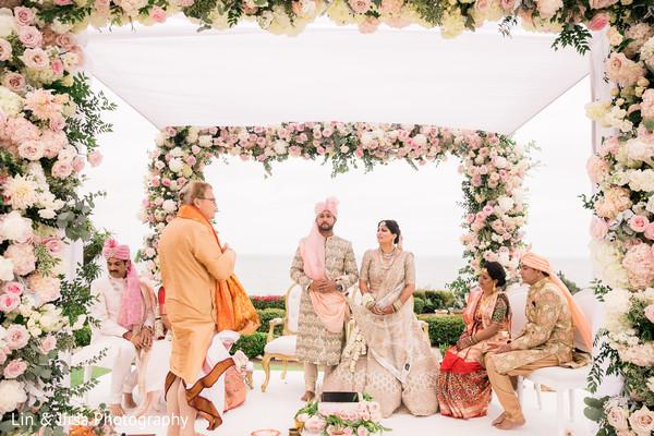 Incredible Indian wedding ceremony capture.