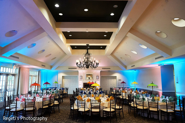 indian wedding,venue,reception,lighting