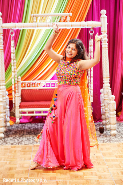 Moments of the sangeet