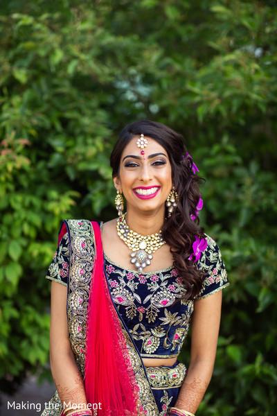 Beautiful Maharani posing for pictures