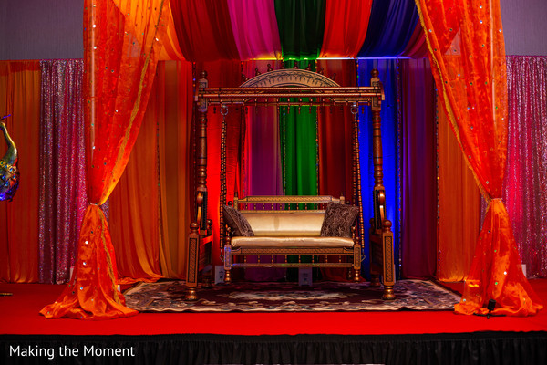 Details of the Indian wedding sangeet