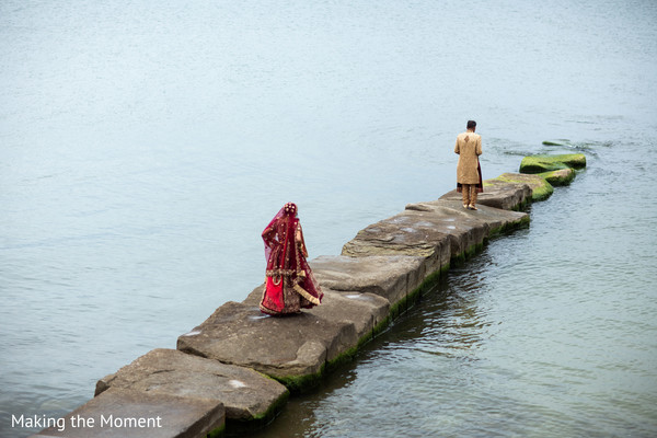 Maharani on her way to meet groom