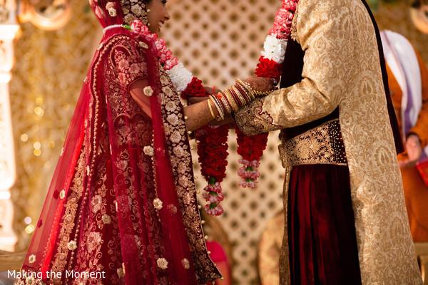 Maharani and Raja details of the ceremony