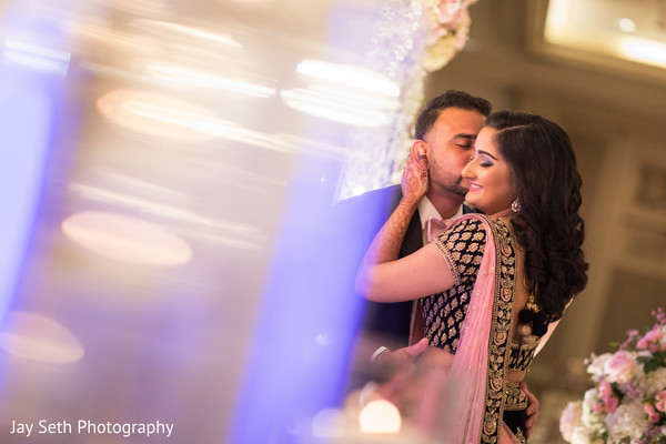Most romantic Indian bride and grooms photo shoot.