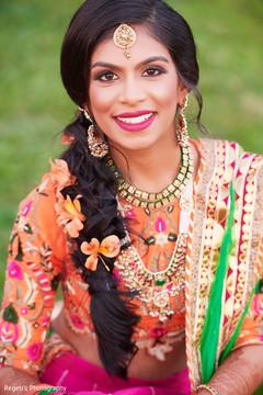 Amazing capture of Indian bride