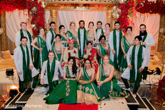 Marvelous Indian wedding ceremony photo shoot.