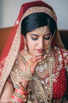 Stunning Indian bridal Kundan choker set.