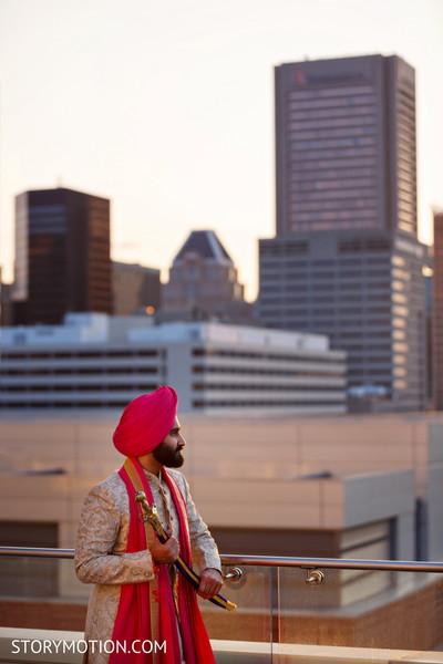 Rajah waiting for his maharani.