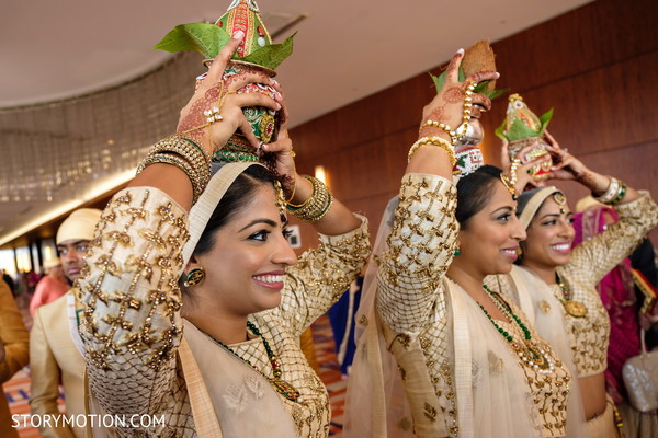 Baraat rituals photography.