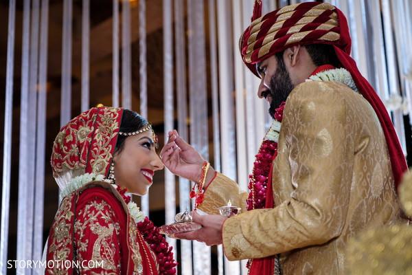 Don't miss this Sindoor wedding ritual.