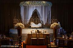 Phenomenal indian wedding stage decor.