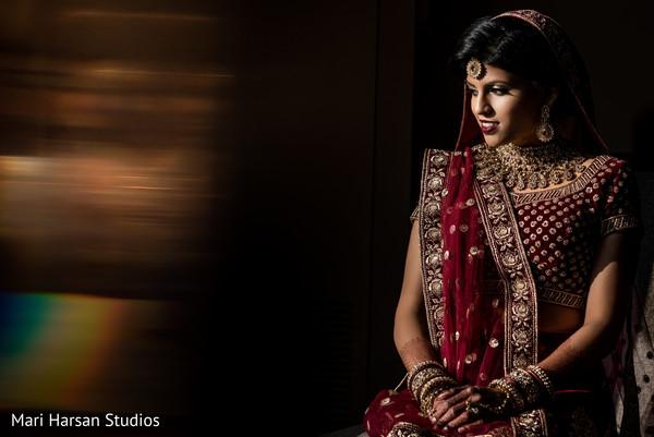 Capture of stunning Maharani during the photo shoot