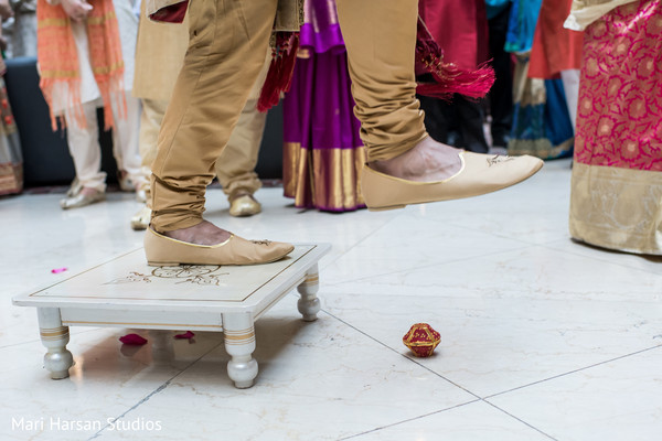 Indian groom shoes ideas