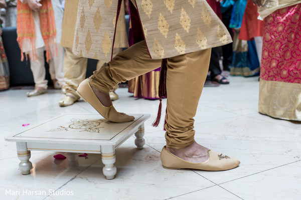 Indian baraat traditions