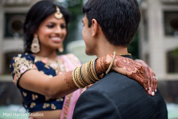 Fabulous indian couple capture