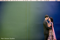 Lovely indian couple photo shoot