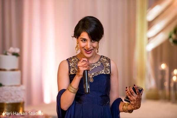 Lovely maharani wearing the saree