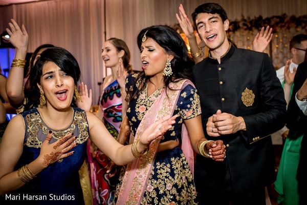 Ravishing Maharani and Raja having an incredible moment