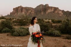 Mesmerizing indian bride