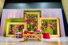 Beautiful stage decor