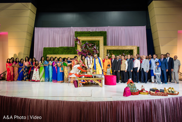 See this joyful guests during the rituals