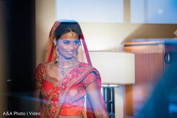 Enchanting Maharani through the window