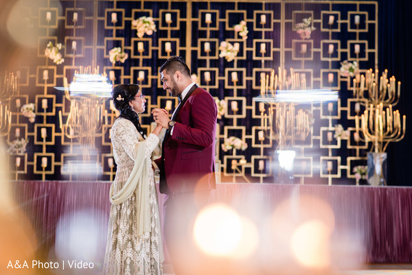 Emotional moment between Indian groom and special guest