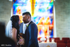 See this Indian couple just married.