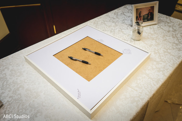 Marvelous Idea for the guest book.