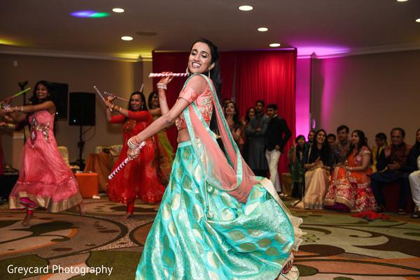 See this incredible dandiya raas dance performance.