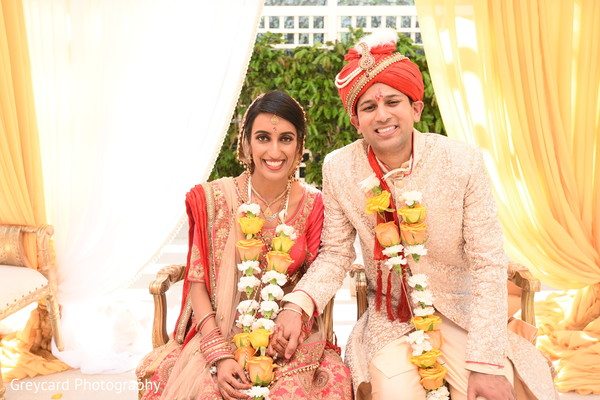 Don't miss this Indian wedding ceremony scene.