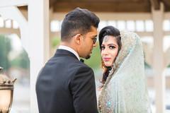 Incredible Indian bridal look.