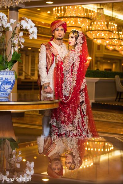 Luxury indian wedding fashion.