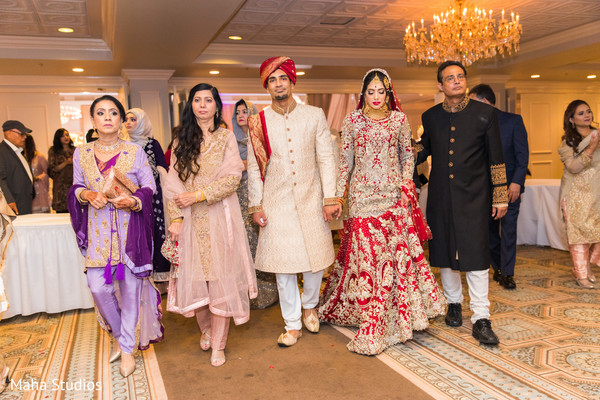 Take a look at this traditional Indian wedding.