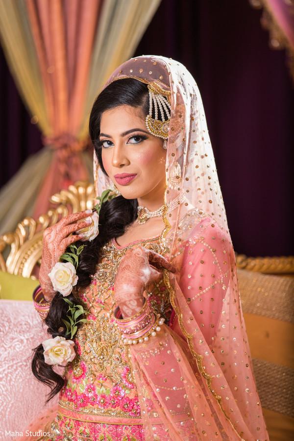 maharani,indian bridal sangeet fashion