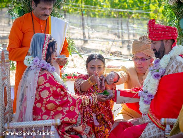 Indian wedding rituals