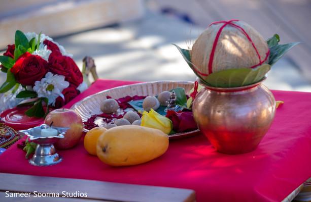 Indian wedding elements