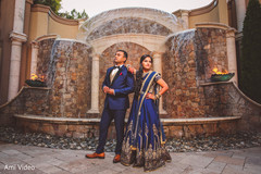 Incredible Indian couple outdoors photography.