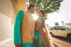 Dreamy Indian couples outdoors capture.